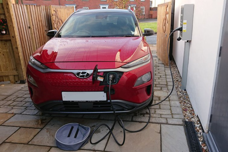 Hyundai Kona home charger - owner review