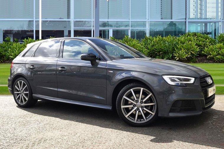 Reader Rachael's Audi A3