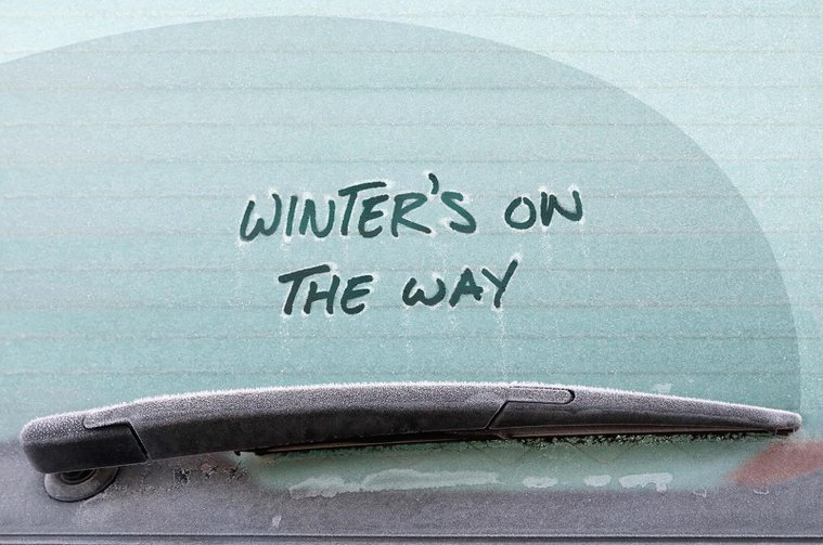 It's important to prepare for the icy road ahead – whether it's giving your van a health check or adding accessories