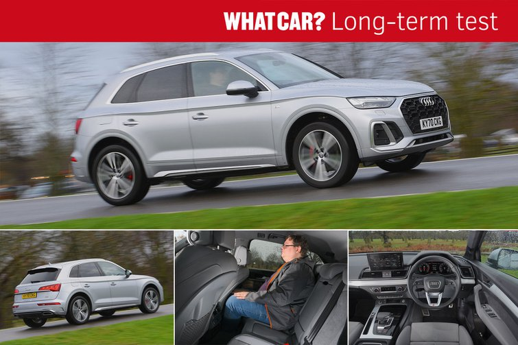 Audi Q5 long-term compilation image