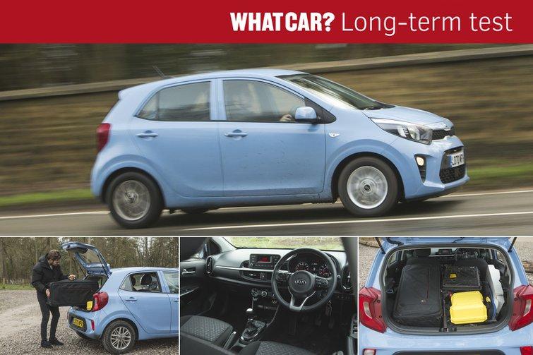 Kia Picanto long-term review