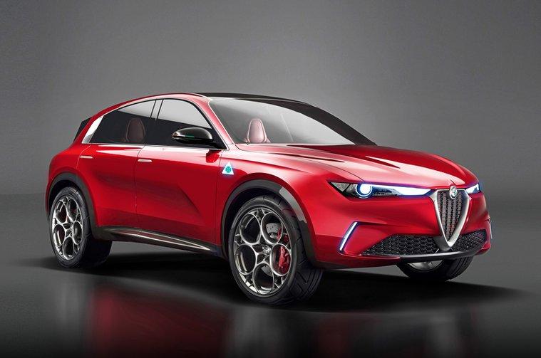 Reader Award winner 2021 - Alfa Romeo Tonale