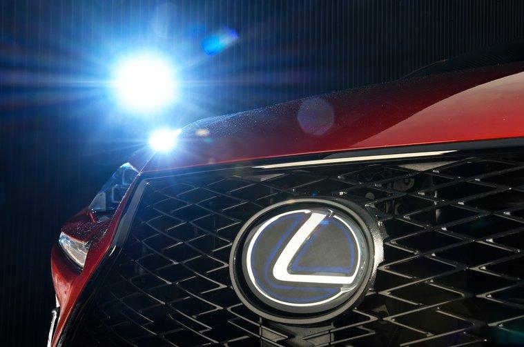 Reliability Award winner - Lexus