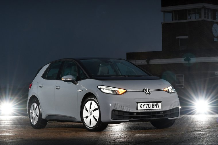 Small Electric Car of the Year - Volkswagen ID.3