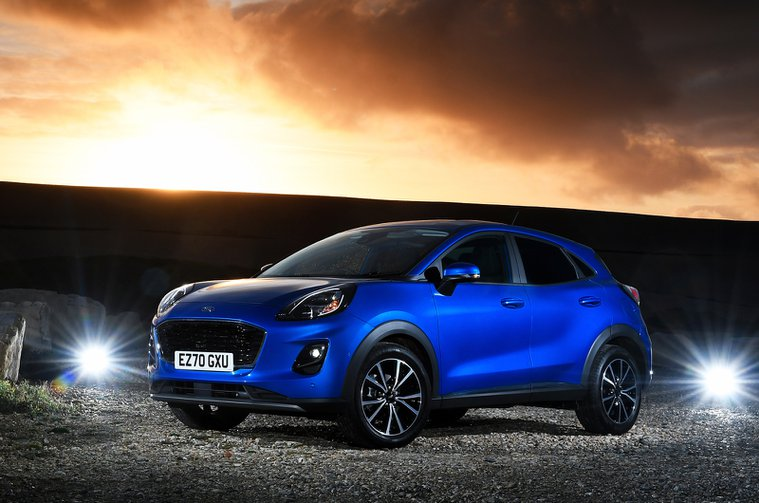 Small SUV of the Year 2021 - Ford Puma