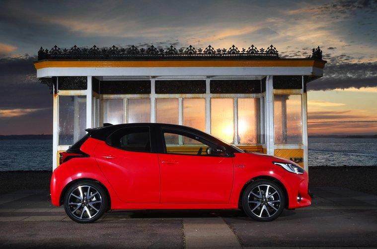 True MPG Award winner - Toyota Yaris