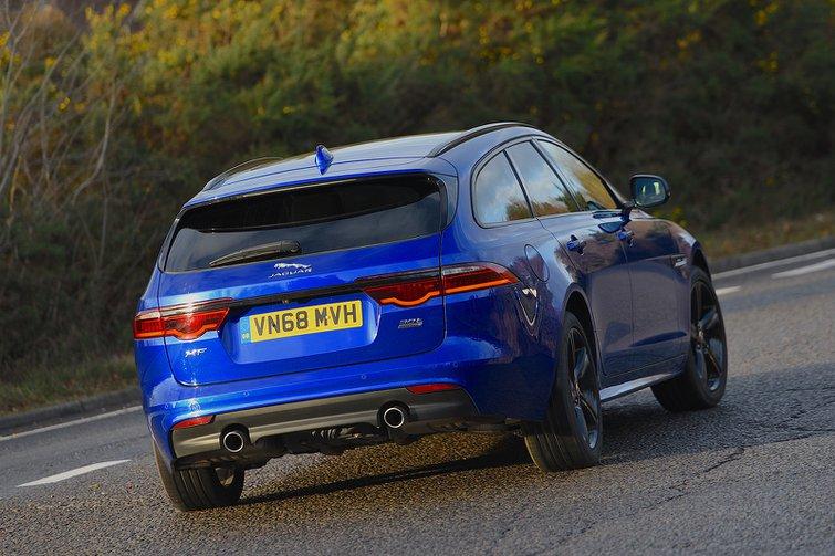 Used Jaguar XF Estate long-term test