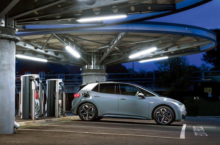 Volkswagen ID.3 charging