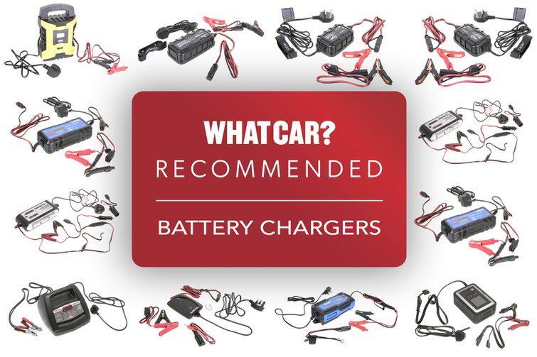 Battery chargers 2021 - lead