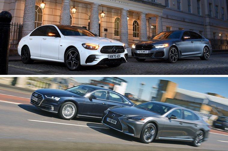 Best luxury cars 2021