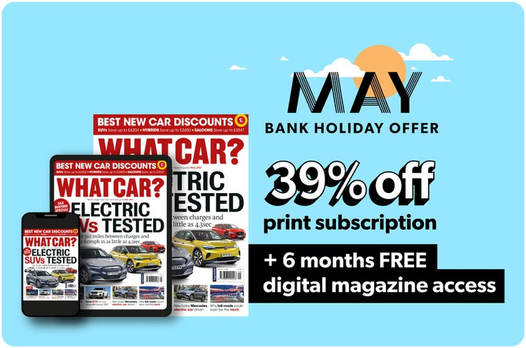 What Car? May subscription offer