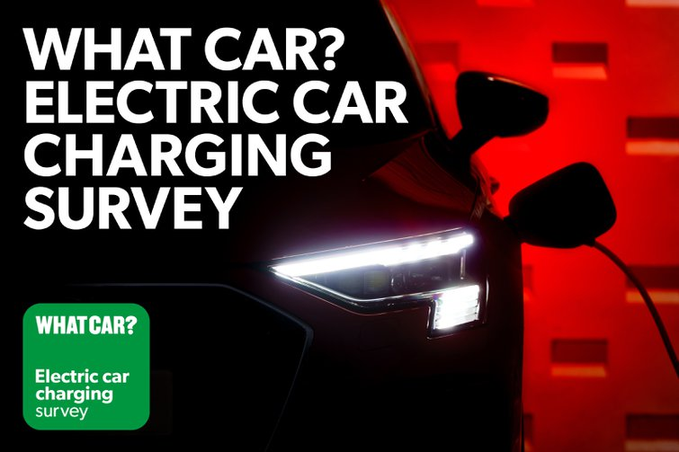 What Car Electric Car Charging Survey header