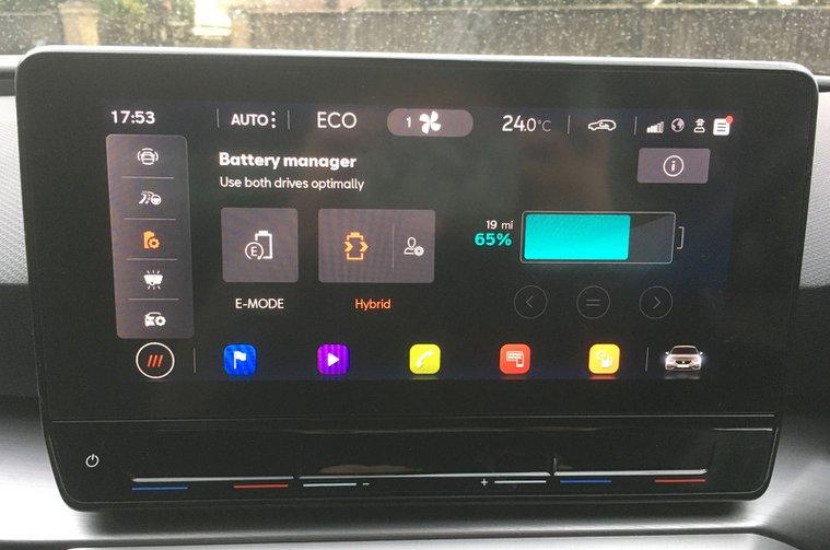 Seat Leon hybrid long termer