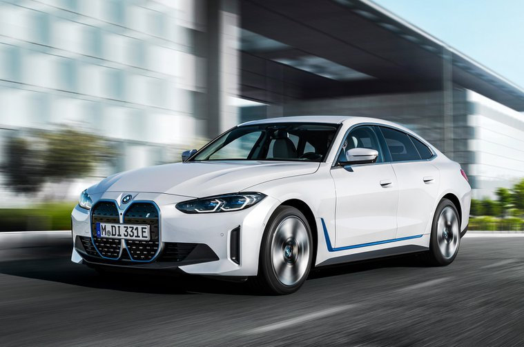 BMW i4 eDrive40 2022 front