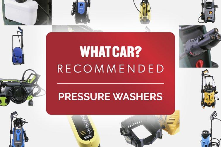 Pressure Washers Header
