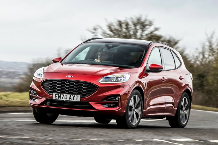 Electric Car of the Year Awards 2021 - Ford Kuga PHEV