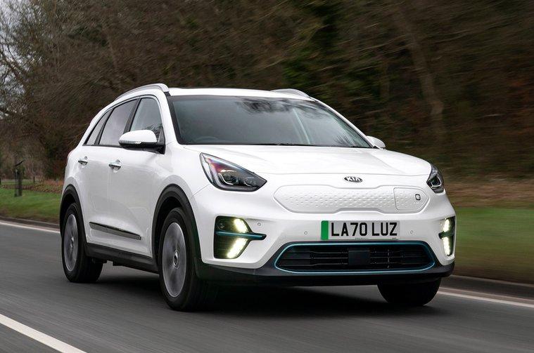 Electric Car of the Year Awards 2021 - Kia e-Niro