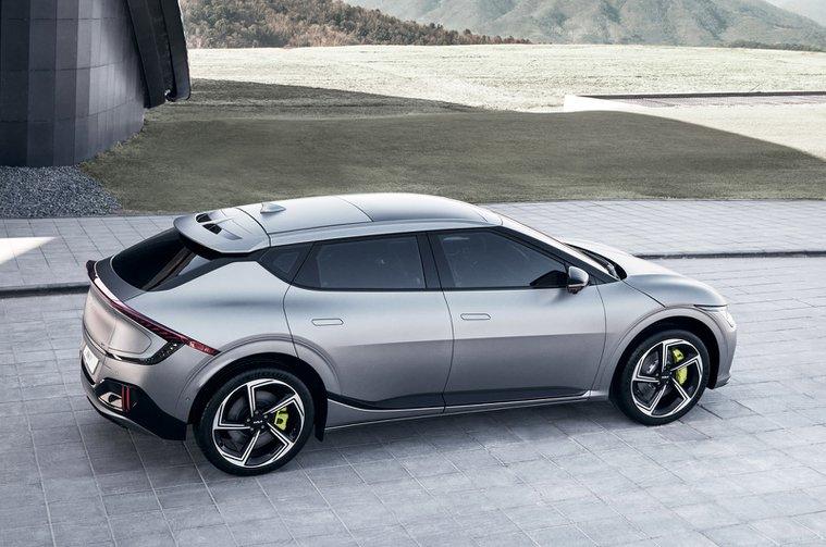 Electric Car of the Year Awards 2021 - Kia EV6