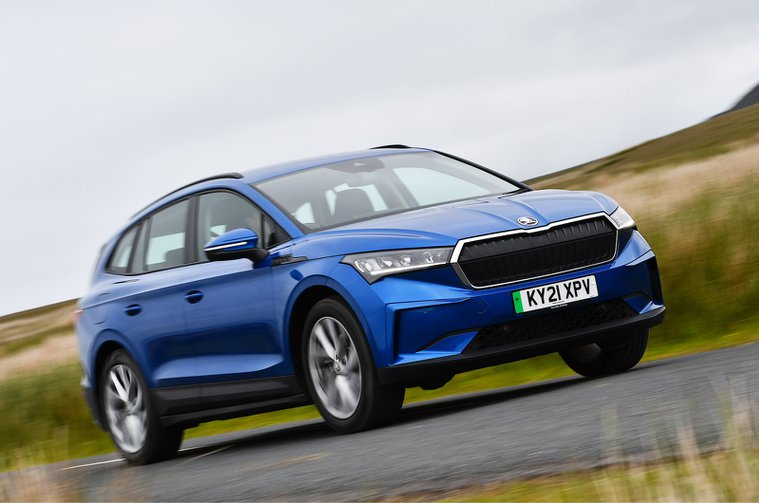 Electric Car of the Year Awards 2021 - Skoda Enyaq iV