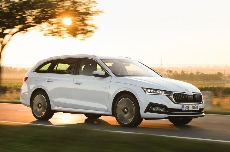 Electric Car of the Year Awards 2021 - Skoda Octavia iV Estate
