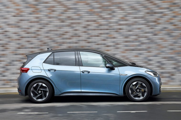 Electric Car of the Year Awards 2021 - Volkswagen ID.3