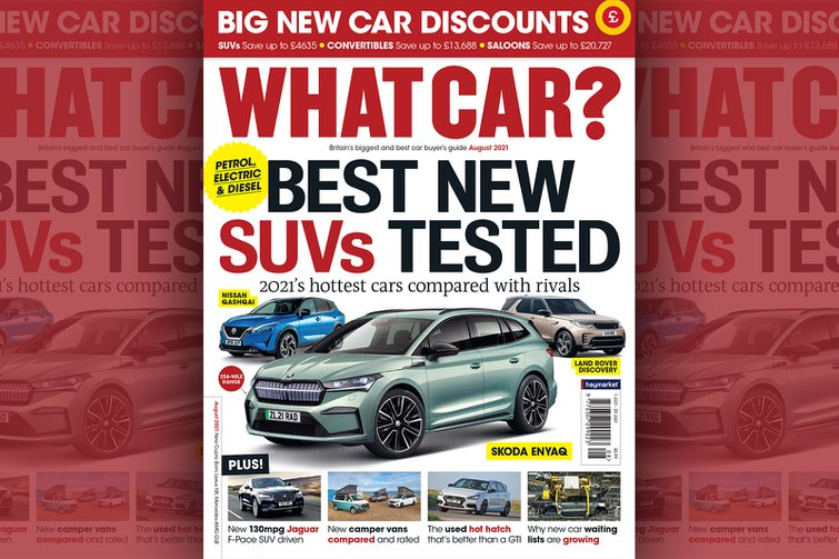 What Car? Cover August 2021