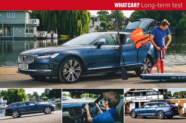 Volvo V90 T6 Inscription long-term review