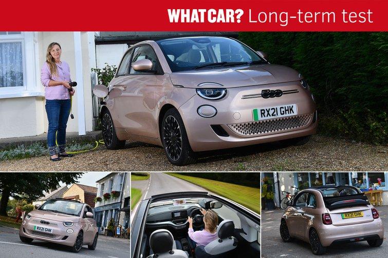 Fiat 500 Convertible long-term test