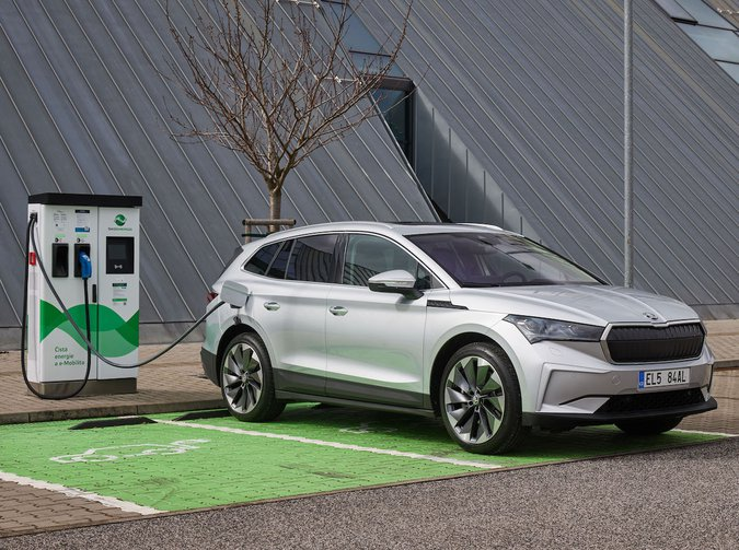 Running an electric company car like the Skoda Enyaq iV is easy with our simple advice