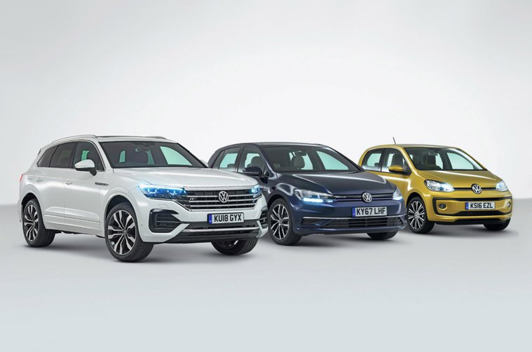 Used Car of the Year Awards 2022 - approved used Volkswagens