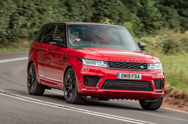 2019 Range Rover Sport P400 HST review