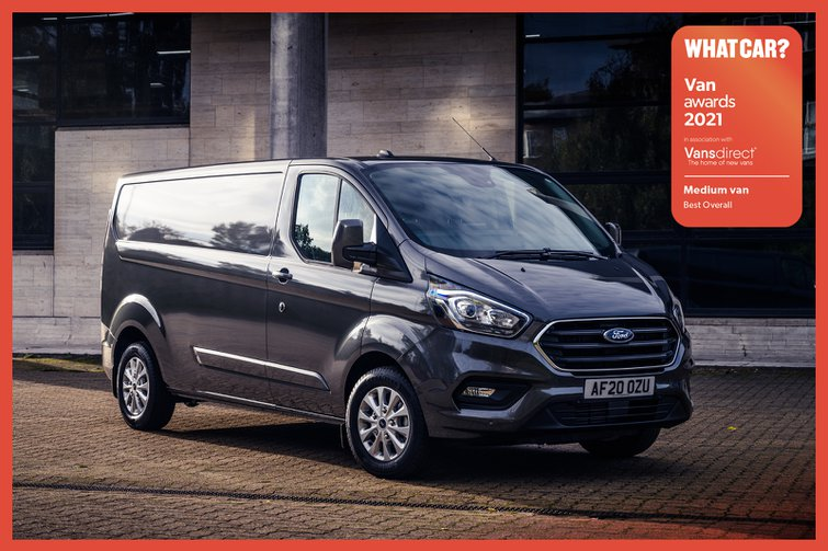 Van Awards 2021 - Medium Van - Best Overall (new logo)