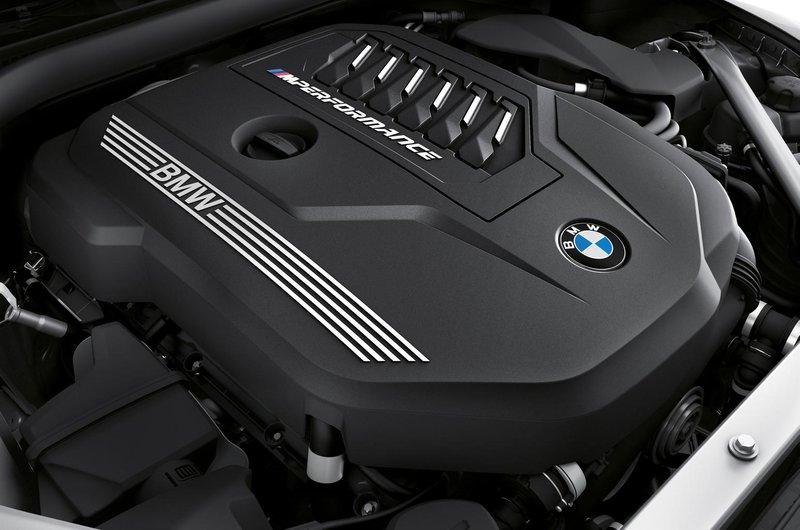2019 BMW Z4 engine