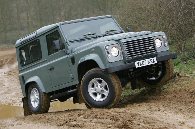 Engines and off-road capability