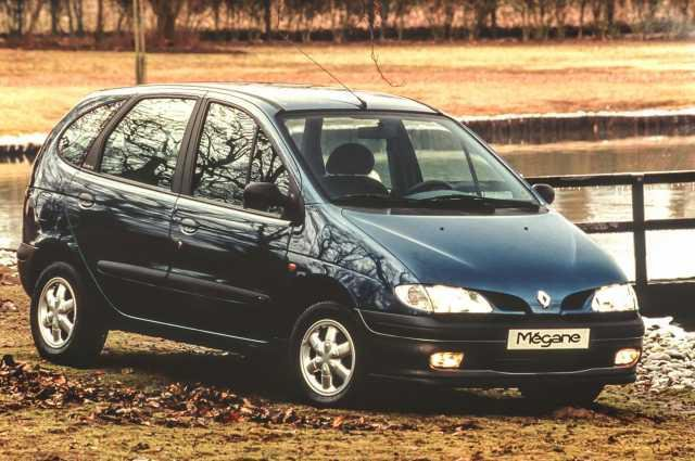Renault Mégane Scénic 1.6 RT