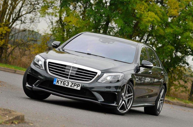 03. Mercedes-Benz S-Class