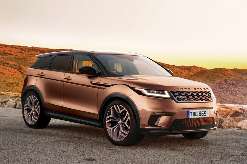 2019 range rover evoque what we know so far what car. Black Bedroom Furniture Sets. Home Design Ideas