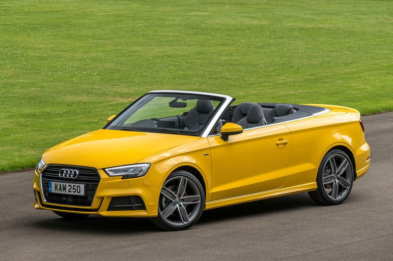 Audi's A3 Cabriolet