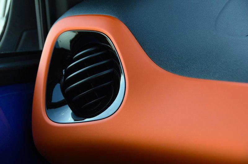 Citroën C1 Urban Ride air vent