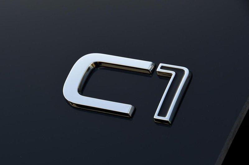 Citroën C1 Urban Ride exterior badge
