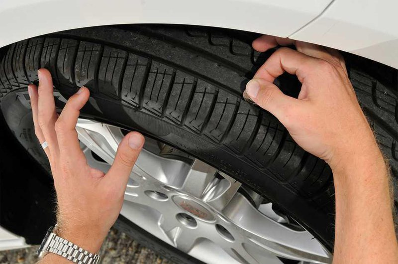 8. Wheels and tyres