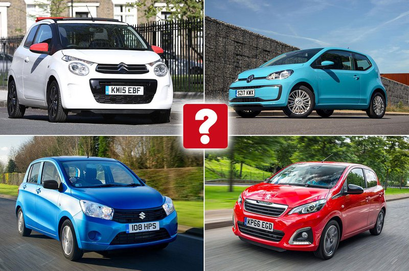 The best cheap small new cars