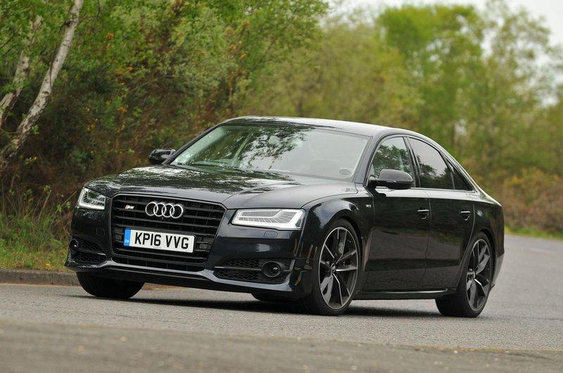 09. Audi A8