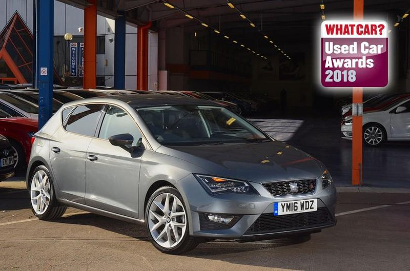Our Used Car of the Year award winners