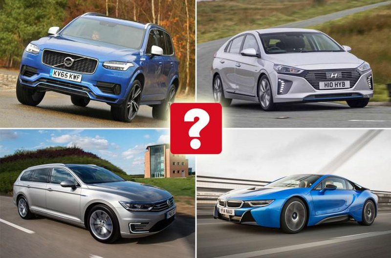 Now find your perfect hybrid car