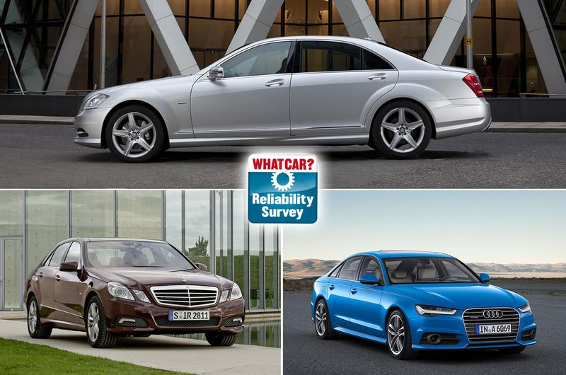 Reliable luxury cars