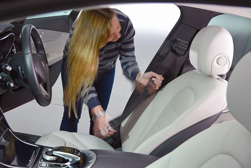 7. Seat and seatbelts