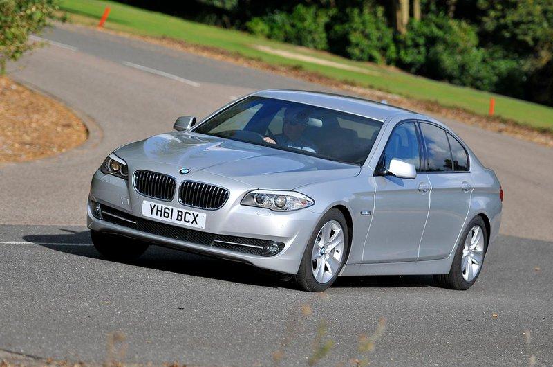 01. BMW 5-Series