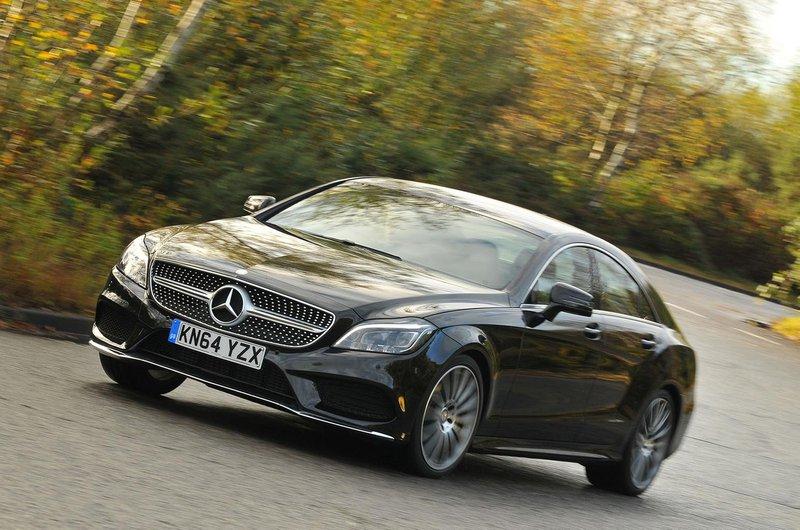 02. Mercedes-Benz CLS