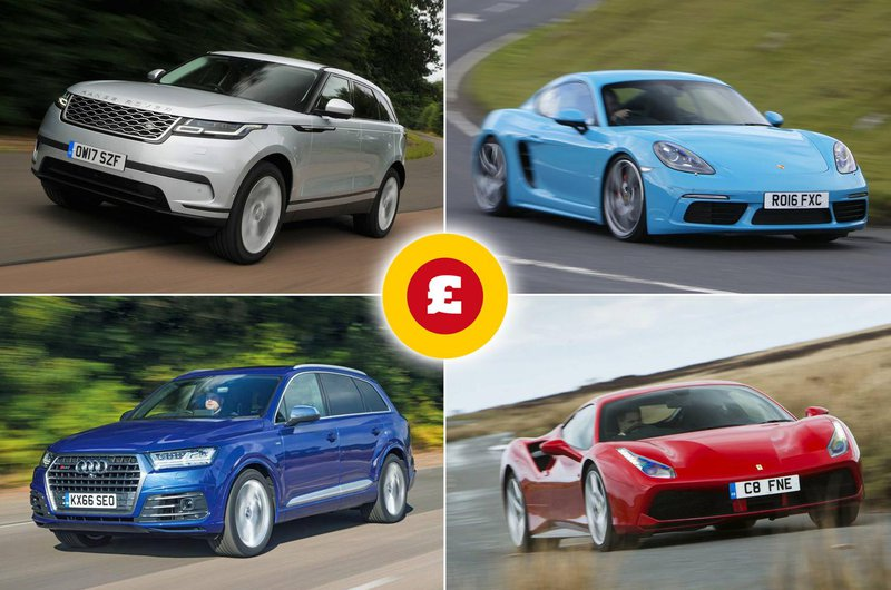 Slowest depreciating cars